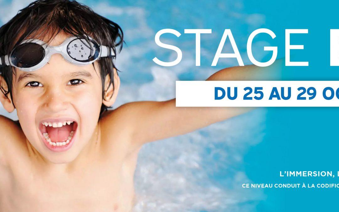 Stage enfant